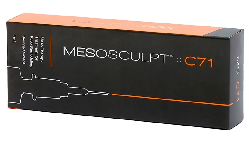 Инъекции Mesosculpt C71 в Санкт-Петербурге – цены на процедуру, отзывы